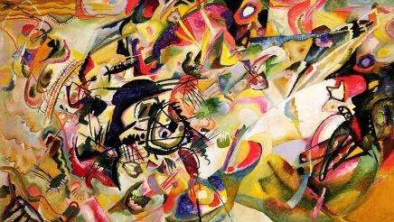 Kandinsky Wallpaper